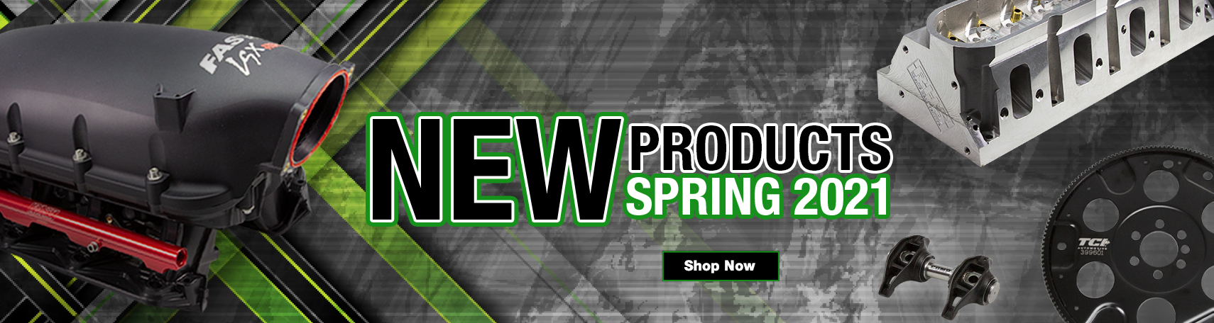 New Products Spring 21